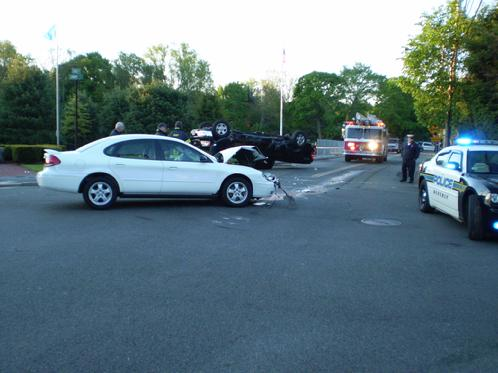 MVA Cabot and Conant 1 Injury